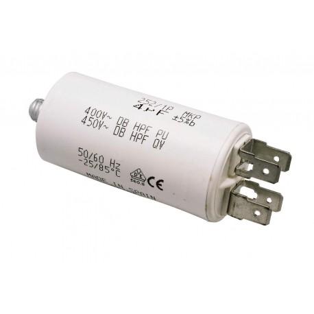Condensador 10 mf 400v