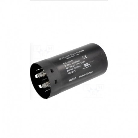 Condensador de arranque 125-150 mf 220v